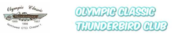 Olympic Classic Thunderbird Club